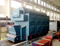 Chain Grate Single Drum Coal Fired Steam Boiler