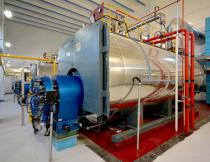 7MW Oil Fired Hot Water Boiler